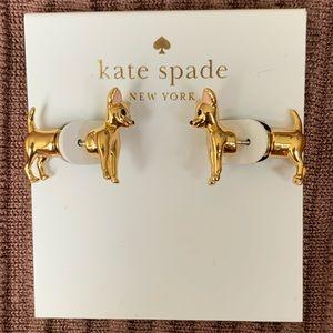 Kate Spade Earrings NWOT